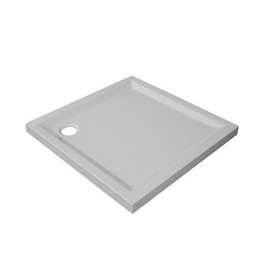 Receveur De Douche Acrylique : receveur de douche sensea houston standard acrylique ~ Edinachiropracticcenter.com Idées de Décoration