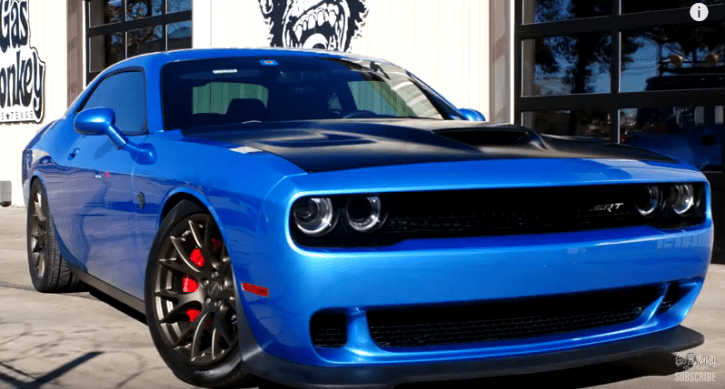The Owner Of This 2016 Dodge Challenger Hellcat Is One Those Guys That Don T Like Word Stock Check Out Video To Learn All About Build