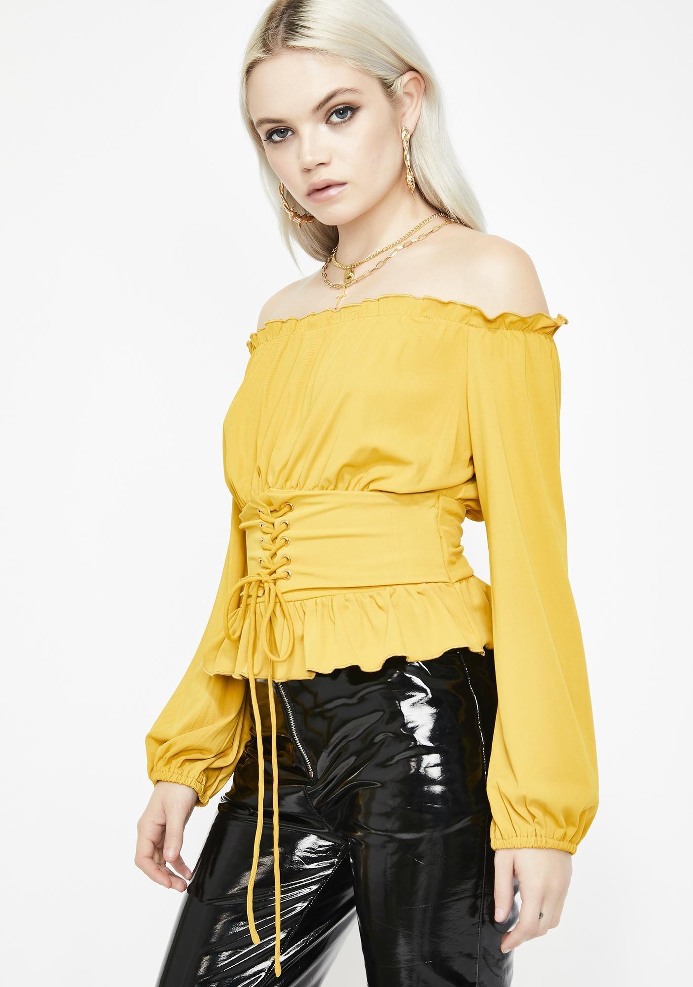 Just a girl corset top tops floral tops women
