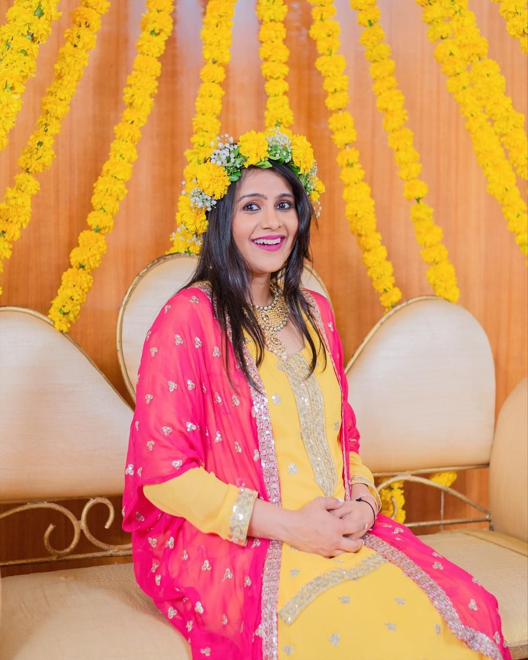 3ec856c4bae93 indian baby shower | Indian Outfits in 2019 | Indian baby showers ...