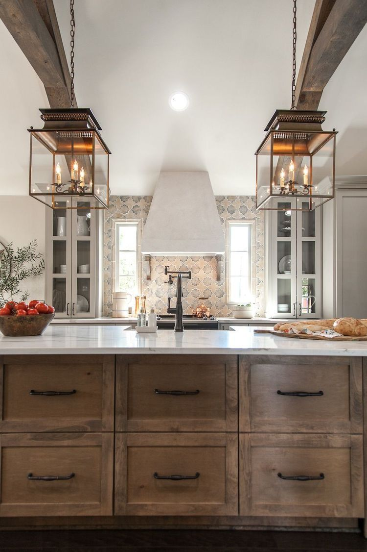 natural wood accents bring warmth to this stunning kitchen farmhouse style kitchen home on kitchen cabinets natural wood id=67393