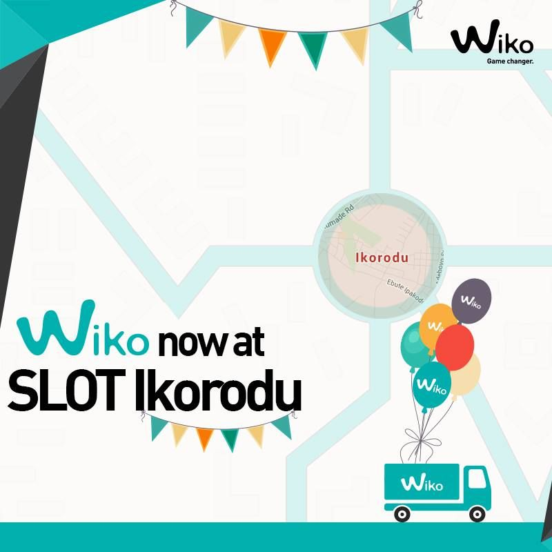 Are you coming to spot # Wiko at # SLOT ? # Nigeria