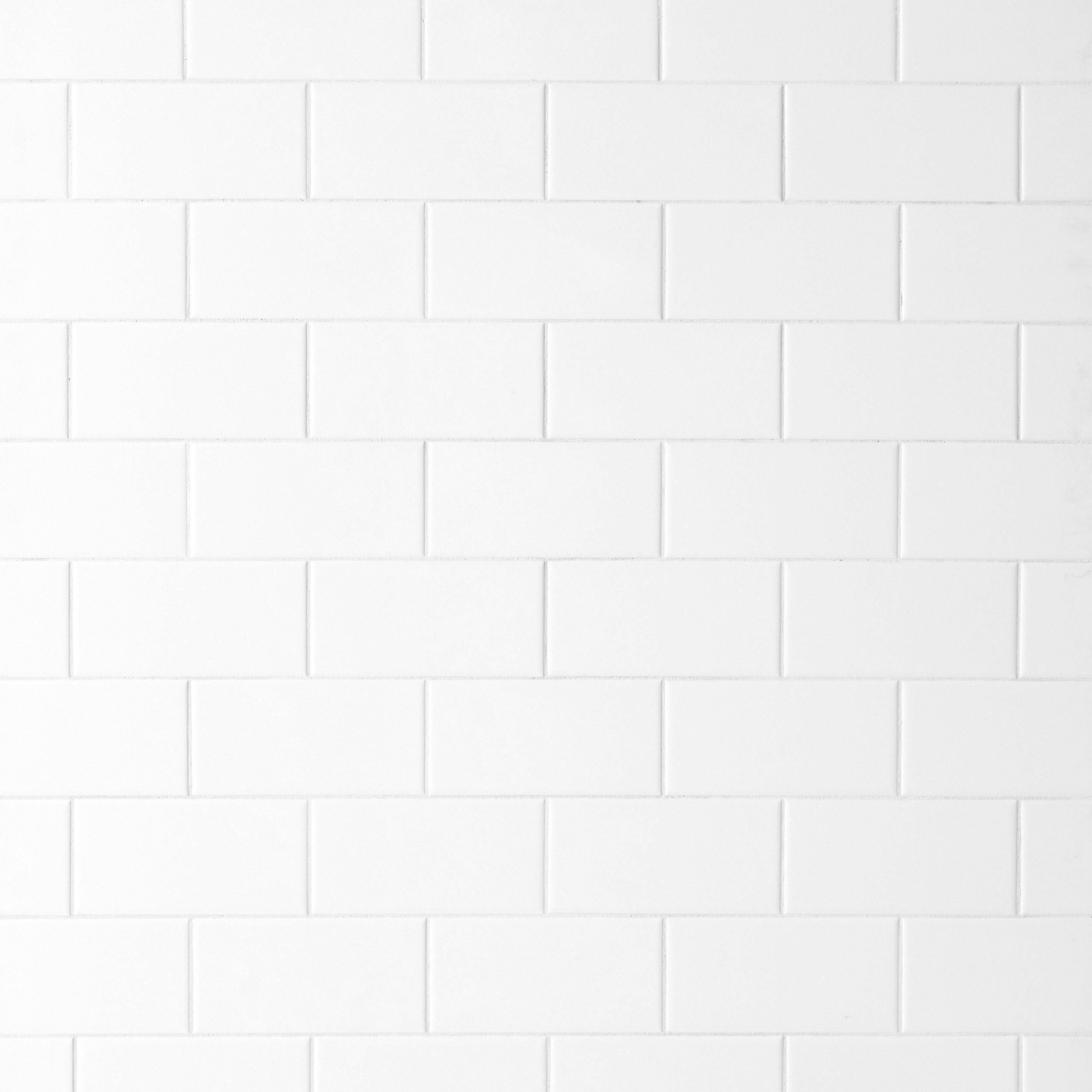Bright White Ice 3x6 Subway Ceramic Wall Tile At Floor Decor 15 Cents Each Ceramic Wall Tiles Wall Tiles Floor Decor