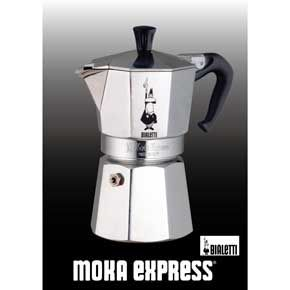 Bialetti ビアレッティ 直火式 モカエキスプレス コーヒーメーカー エスプレッソ ビアレッティ