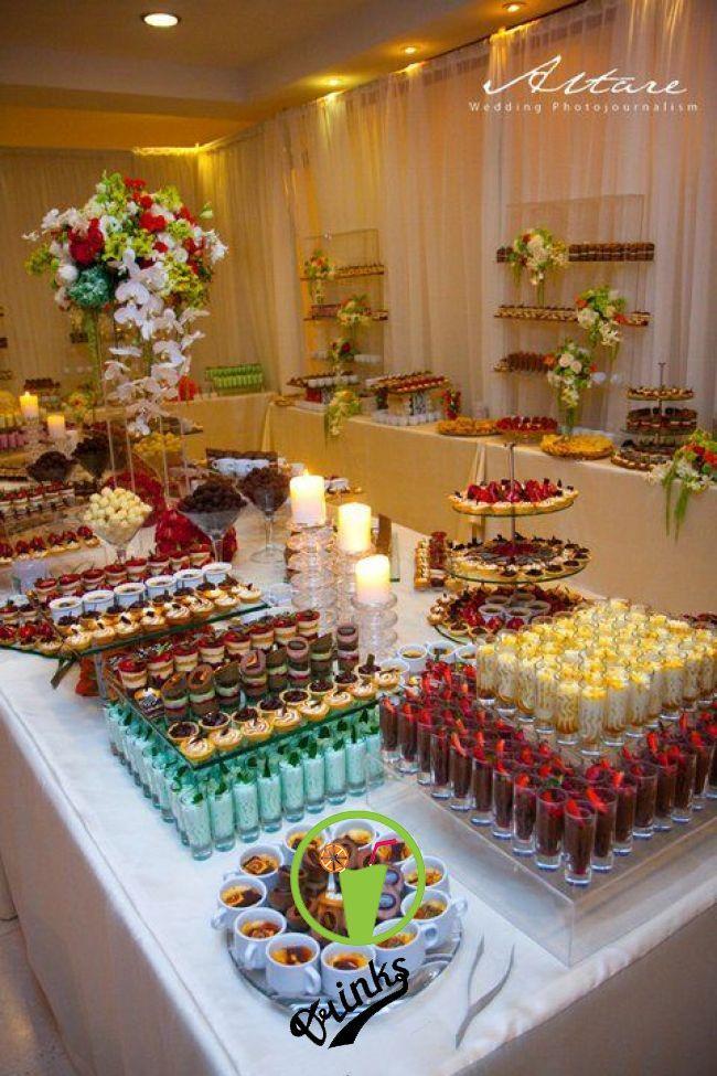Pin By Dina Mersal On Food Dessert Display Wedding Appetizer