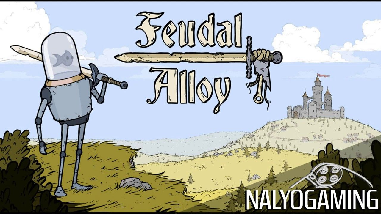 FEUDAL ALLOY Gameplay First Look PS4 Ps4 gameplay
