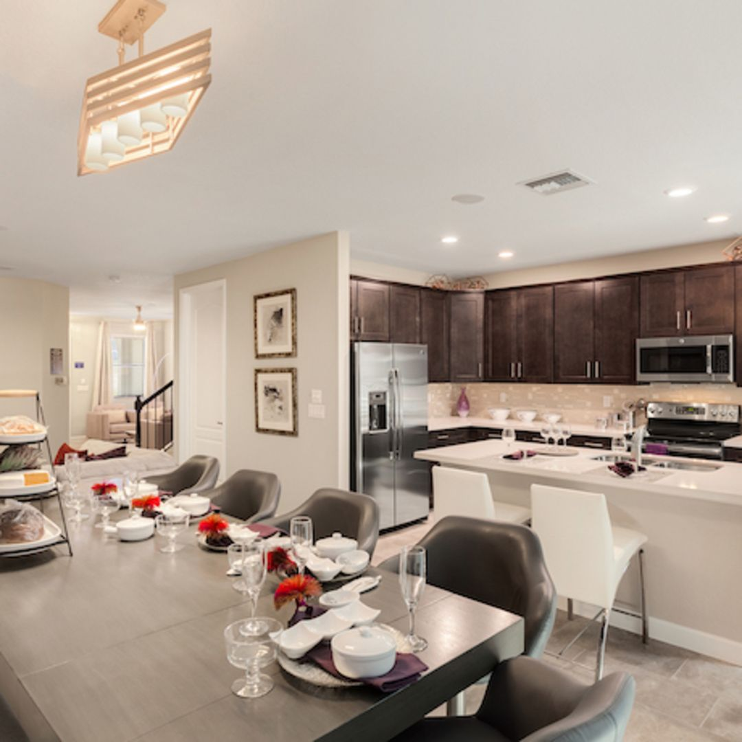Cambria Parc Offers Upscale Town Home Living In The Heart Of