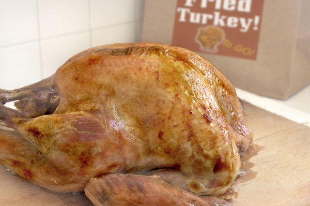 How To Reheat A Deep Fried Turkey Ehow Com Deep Fried Turkey Fried Turkey Deep Fried