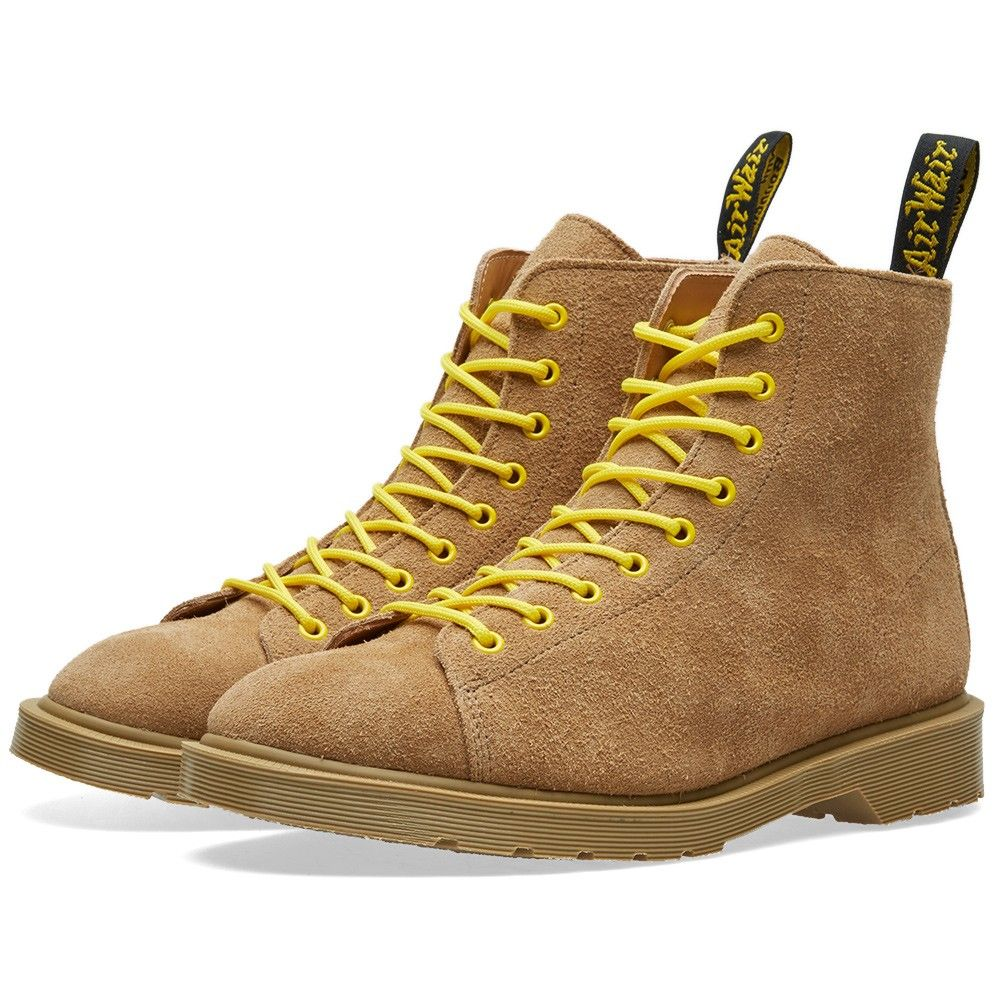 c5d1834e0e3d1 Dr. Martens x Off-White Les Boot (Sand Desert Oasis Suede)