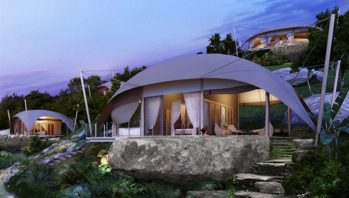 cocoon design lodges huts u0026 tents bycocoon com inspiration