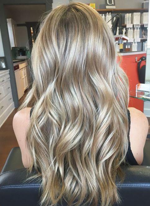 Platinum Silver Hair Color Trends For Winter Spring 2018 Dark