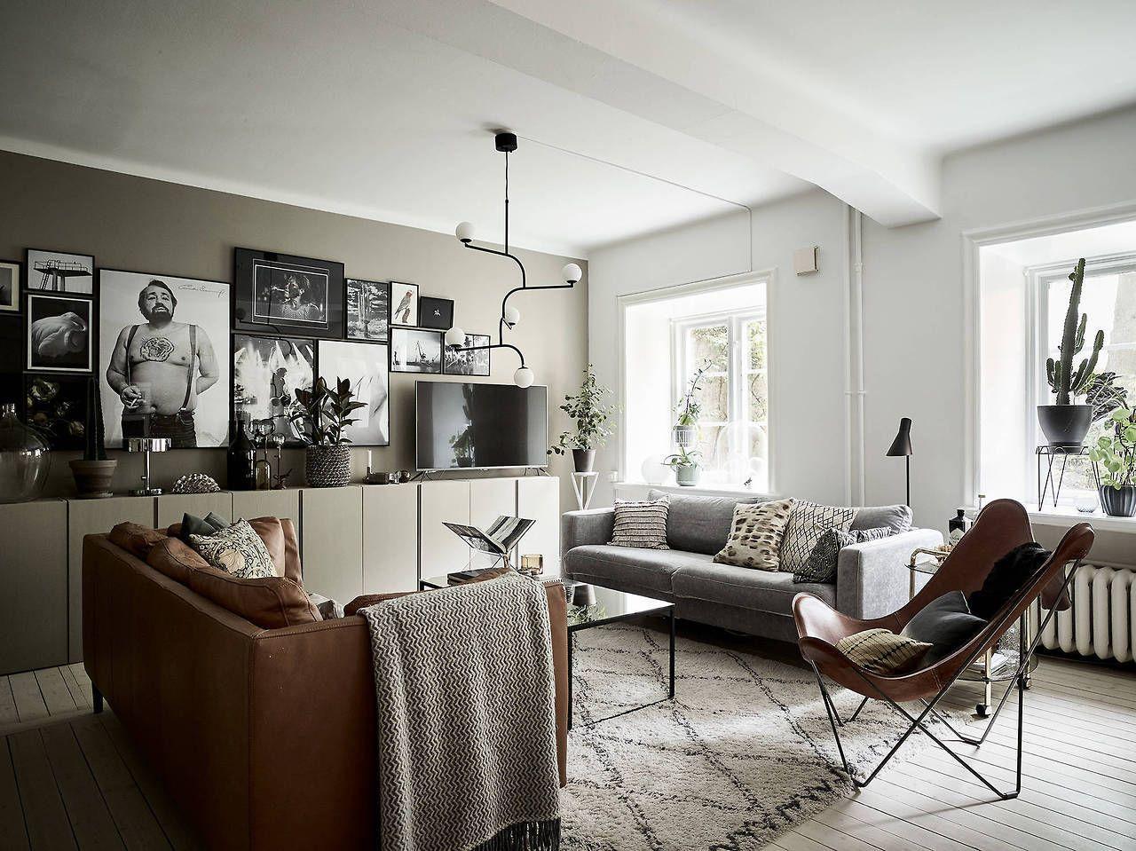 Gravity Home Scandinavian Apartment Photos By Jonas Berg For Living Room Scandinavian Decoration Maison Meuble