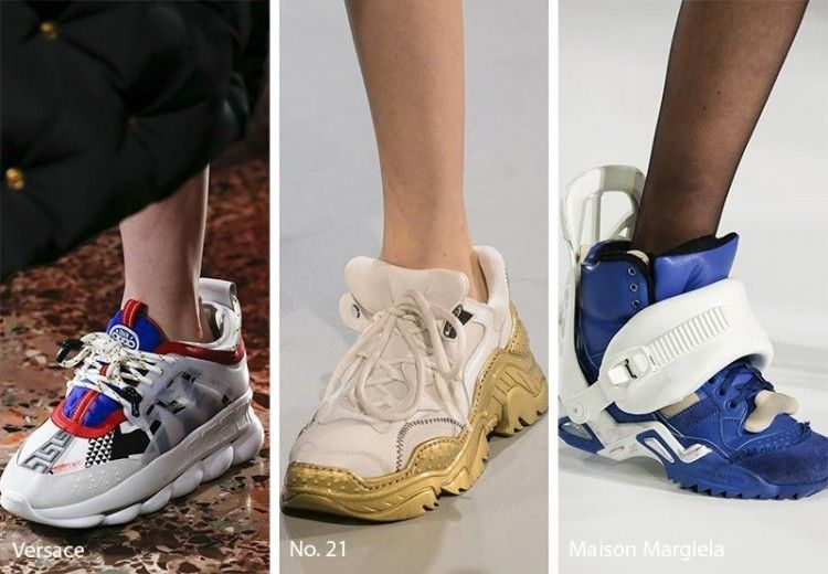 Fashion Trends Shoes 2019 | Trending