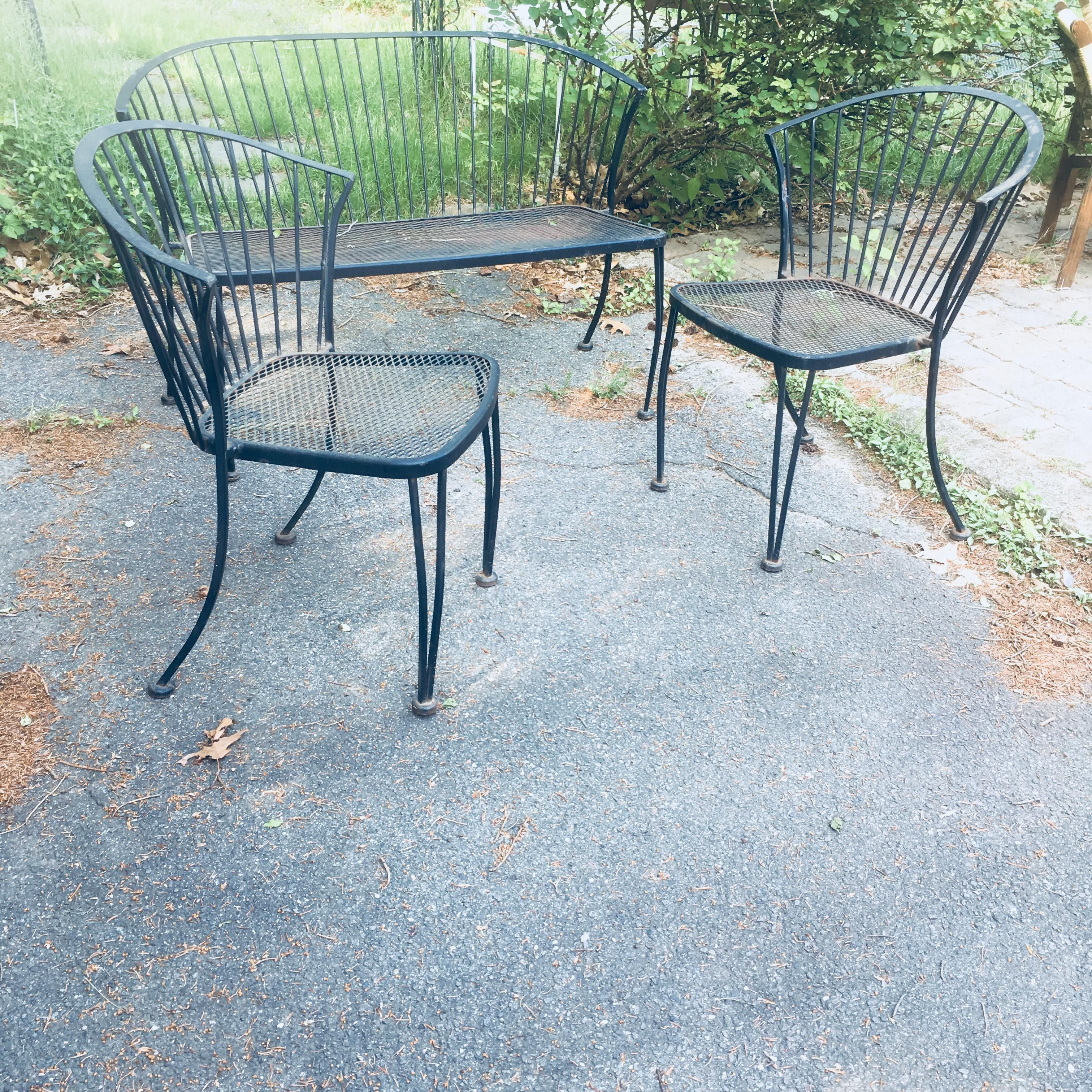 Download Wallpaper Wrought Iron Patio Furniture Lowes
