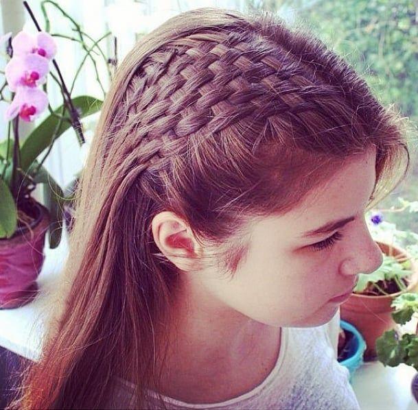 Peinados Hair Styles, Braided