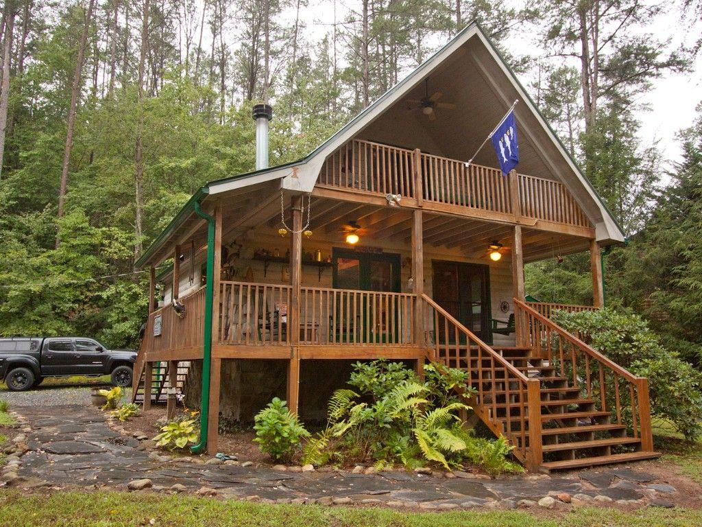 Blue Ridge Vacation Rental - VRBO 406167 - 2 BR Northwest