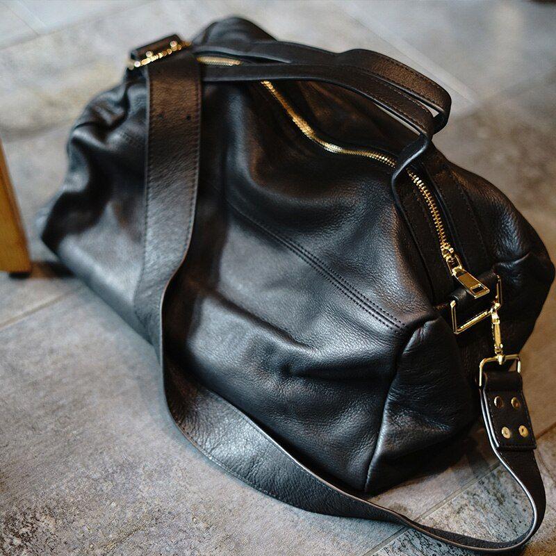 AETOO, bolsos de viaje para hombre, bolso de hombro tipo