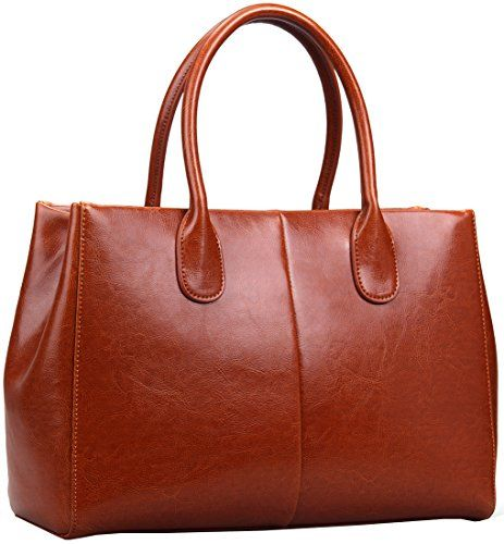 5b66e668029 On Clearance Big Sale Heshe Womens Fashion New Top Tote Handle Shoulder  Crossbody Bag Vintage Handbag Purse SBrown08 ** Continue to the product at  the image ...
