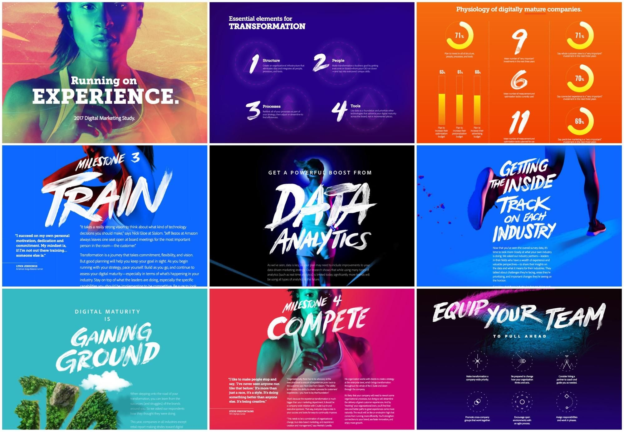 The 8 Biggest Graphic Design Trends That Will Dominate 2019 Infographic Venngage Desain Spanduk