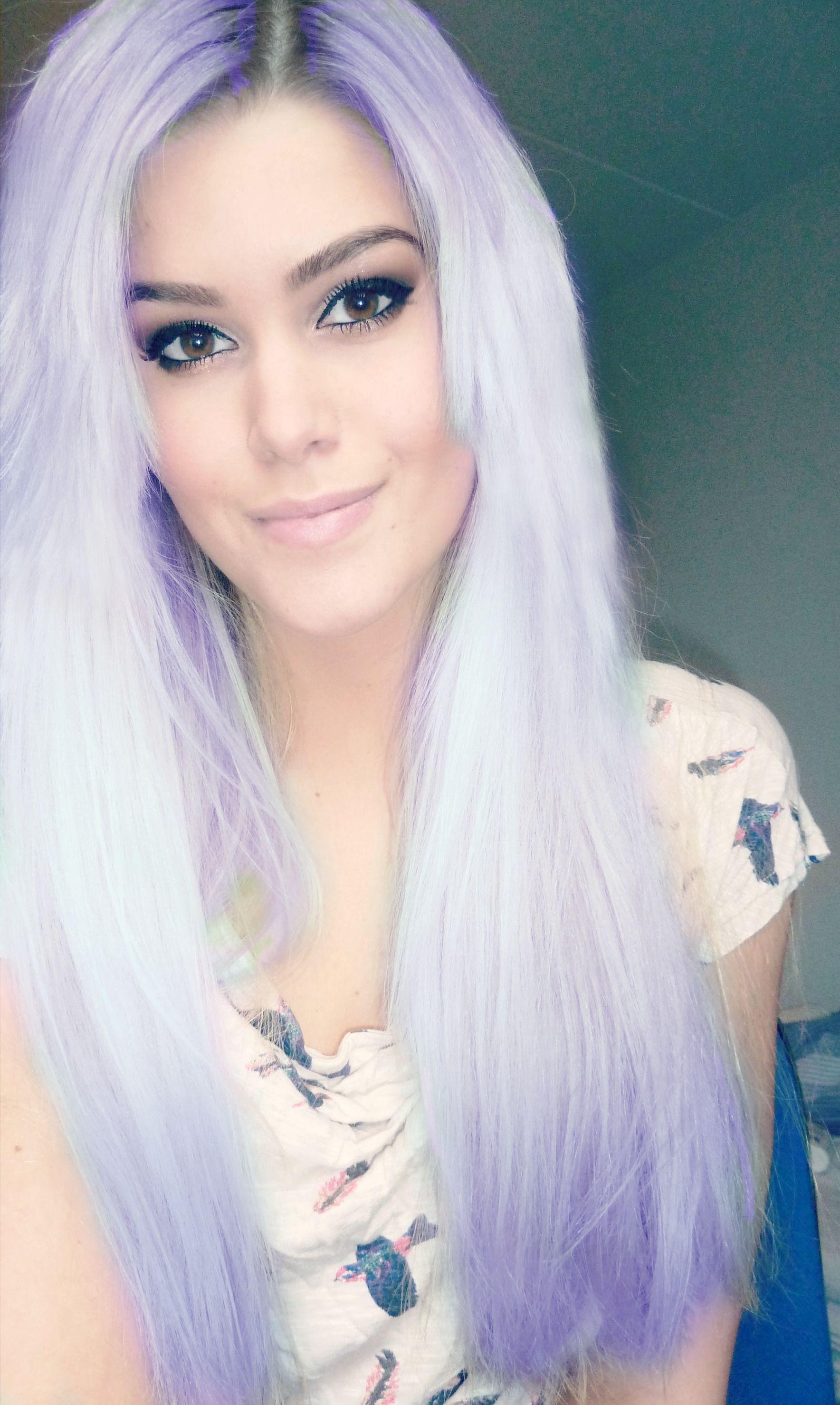 Pastel Hair Manes N Tails Hair Pastel Hair Purple Hair