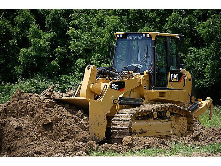 The HOLT Cat Irving product line of more than 300 machines
