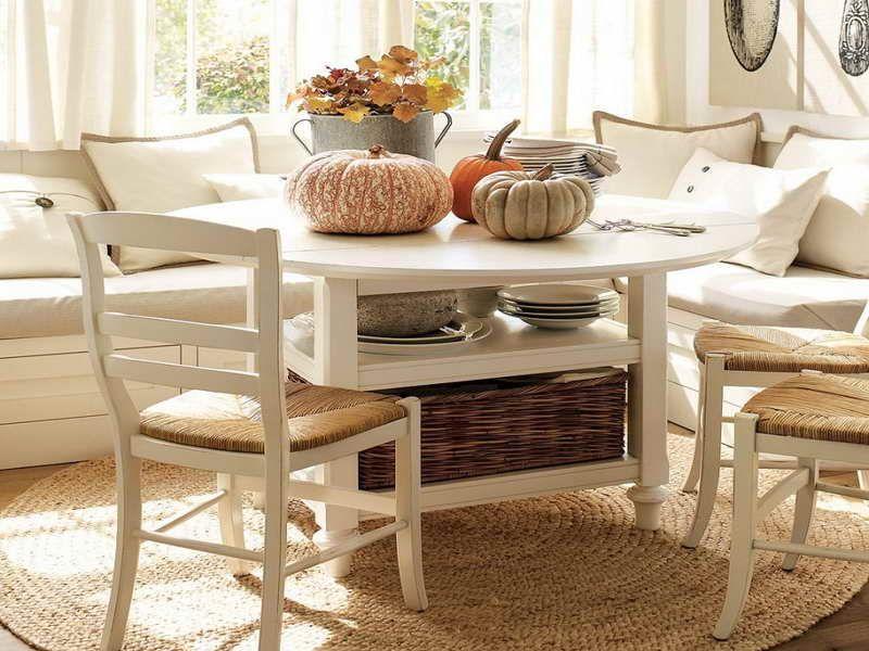 Artwork Of Corner Breakfast Nook Furniture Displays Hot Place To Enjoy  Morning Tea And Bread