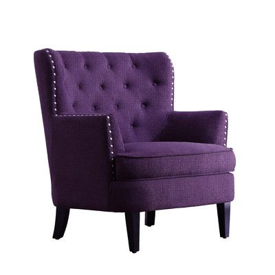 Laurel Foundry Modern Farmhouse Ivo Wingback Chair