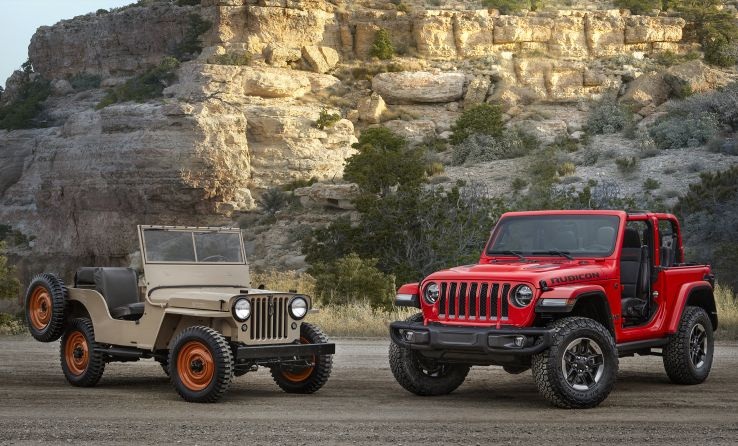 There Will Be A Plug In Hybrid Jeep Wrangler In 2020 Camionetas