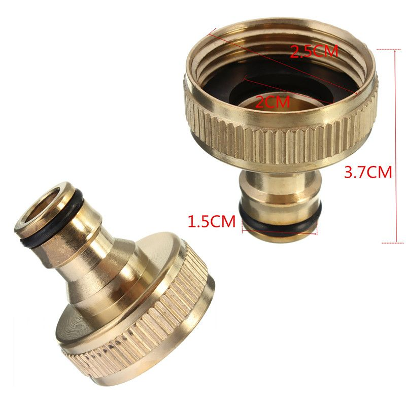 Internal Threaded Joint Connector 1 Inch Copper Adaptor Quick
