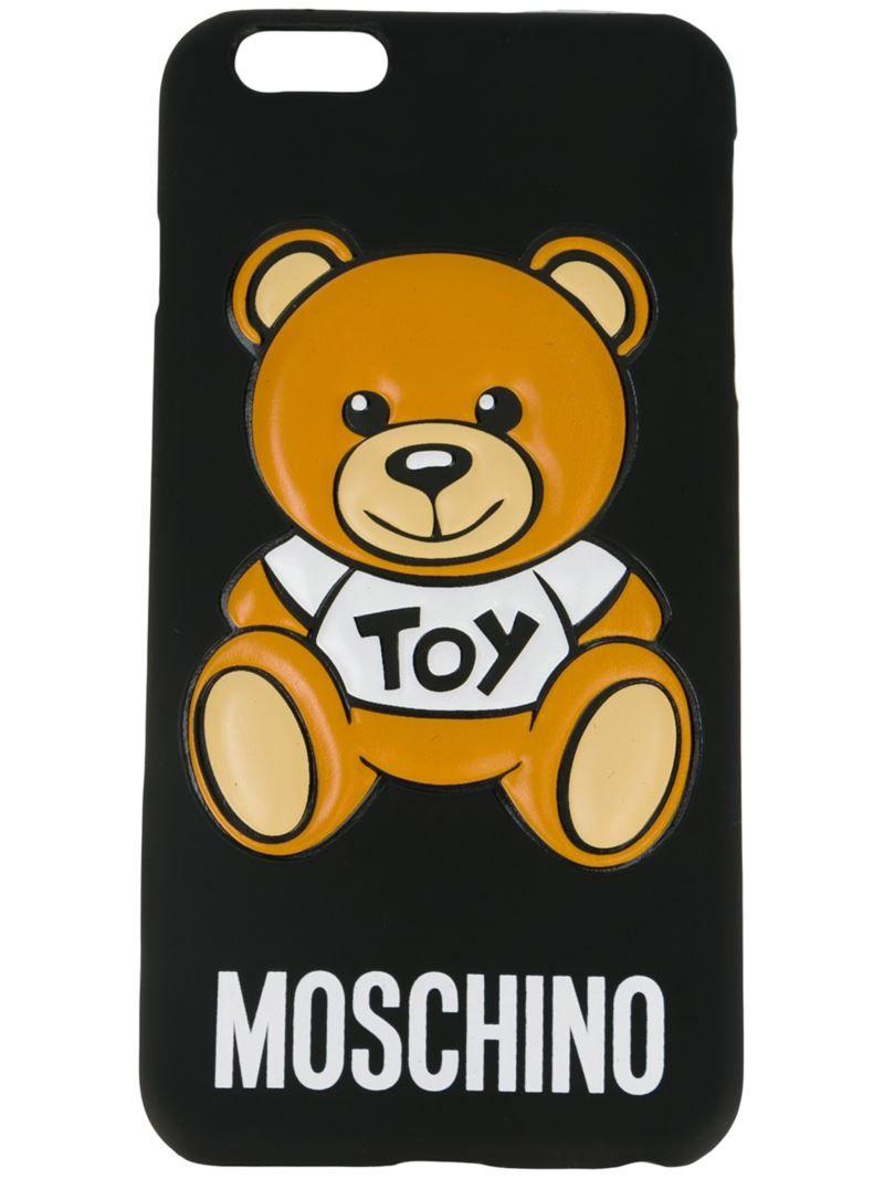 aspetto dettagliato 7ff9f 85749 MOSCHINO . #moschino # | Moschino | Iphone phone cases ...