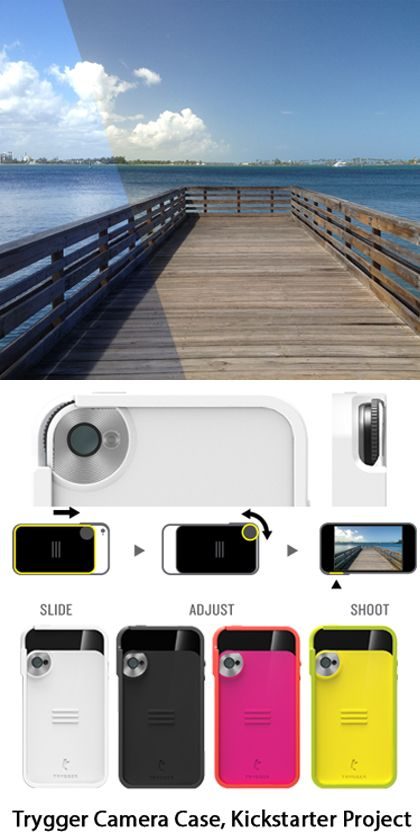 New Camera Case Makes Lighting Perfect for iPhone Pictures