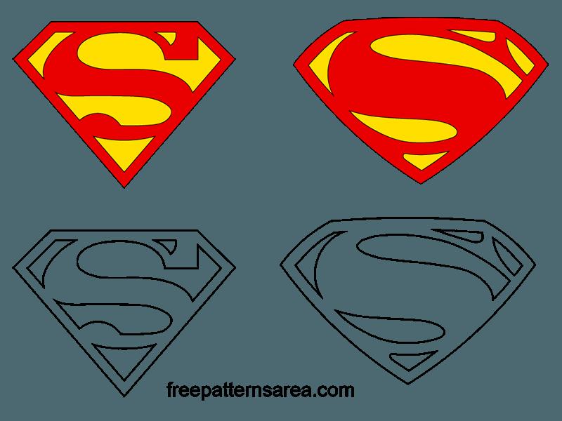Superman Symbol Logo Vectors Superman symbol, Symbol