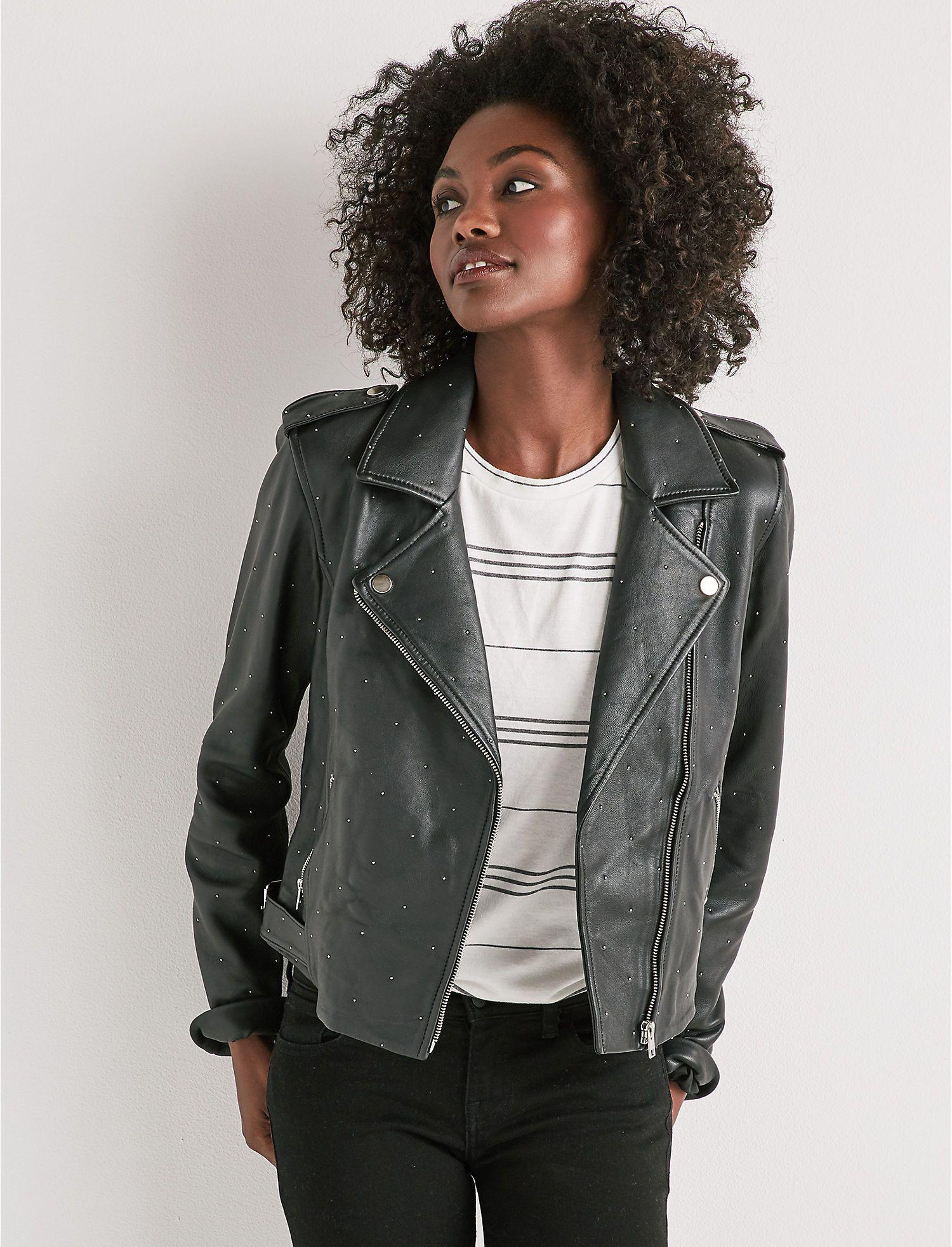 660c71c6e Pin Dot Moto Jacket | Lucky Brand | Style in 2019 | Moto jacket ...