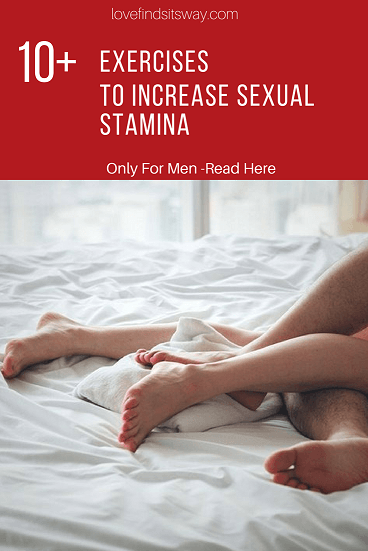 secrets to lasting longer during sex