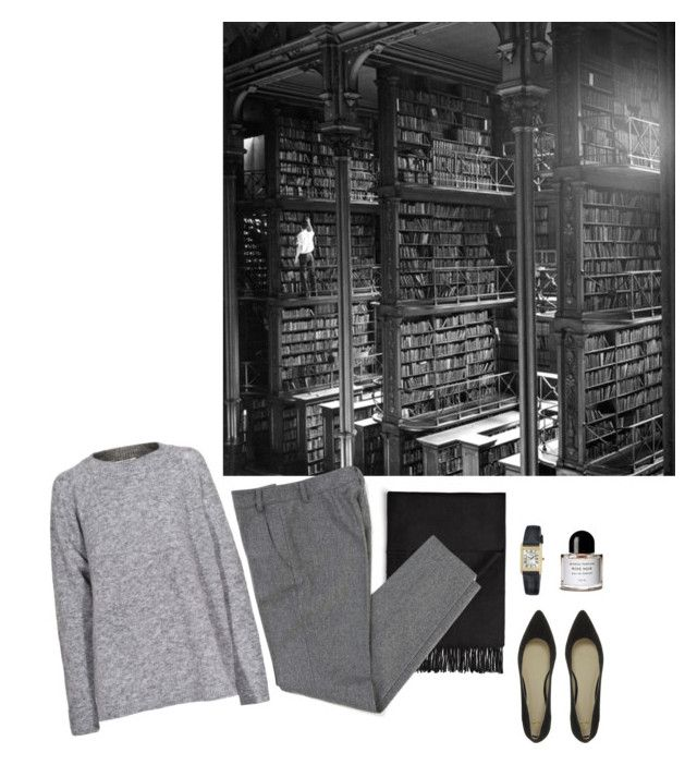 """""""Untitled #386"""" by inlateautumn ❤ liked on Polyvore featuring Acne Studios, A.P.C., Seiko, Byredo and ASOS"""
