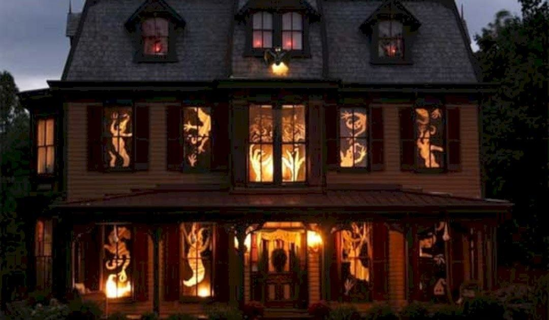 Image Result For Best Halloween Decorated Houses The
