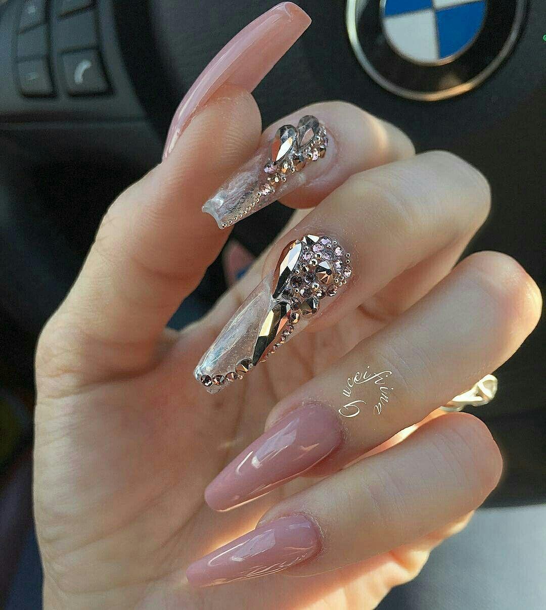 Pinterest @IIIannaIII | Nails!❤ | Pinterest | Diseños de uñas ...