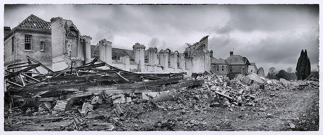 Bricks and Mortar by Blunders500 [ www.markblundellphoto.com ], via Flickr