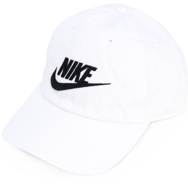 Nike Futura cap (47 AUD) ❤ liked on Polyvore featuring accessories, hats,