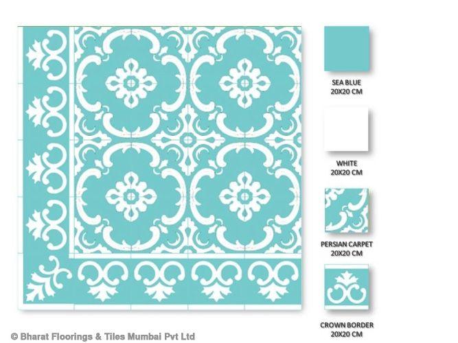 Bharat Tiles Flooring Tiles Terrazzo Flooring