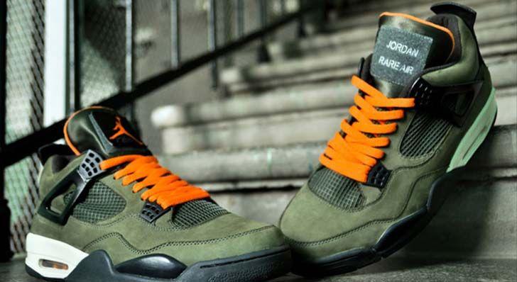 be5f9405e60 UNDEFEATED X AIR JORDAN IV | Jordan's | Jordans, Air jordans, Sneakers