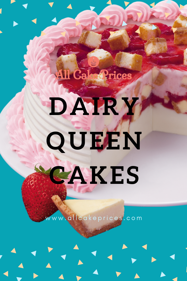 How Much Are Dairy Queen Cakes : dairy, queen, cakes, Lover, Cream?, Well,, Right, Place., Dairy, Queen, Cream, Cake,, Pricing,