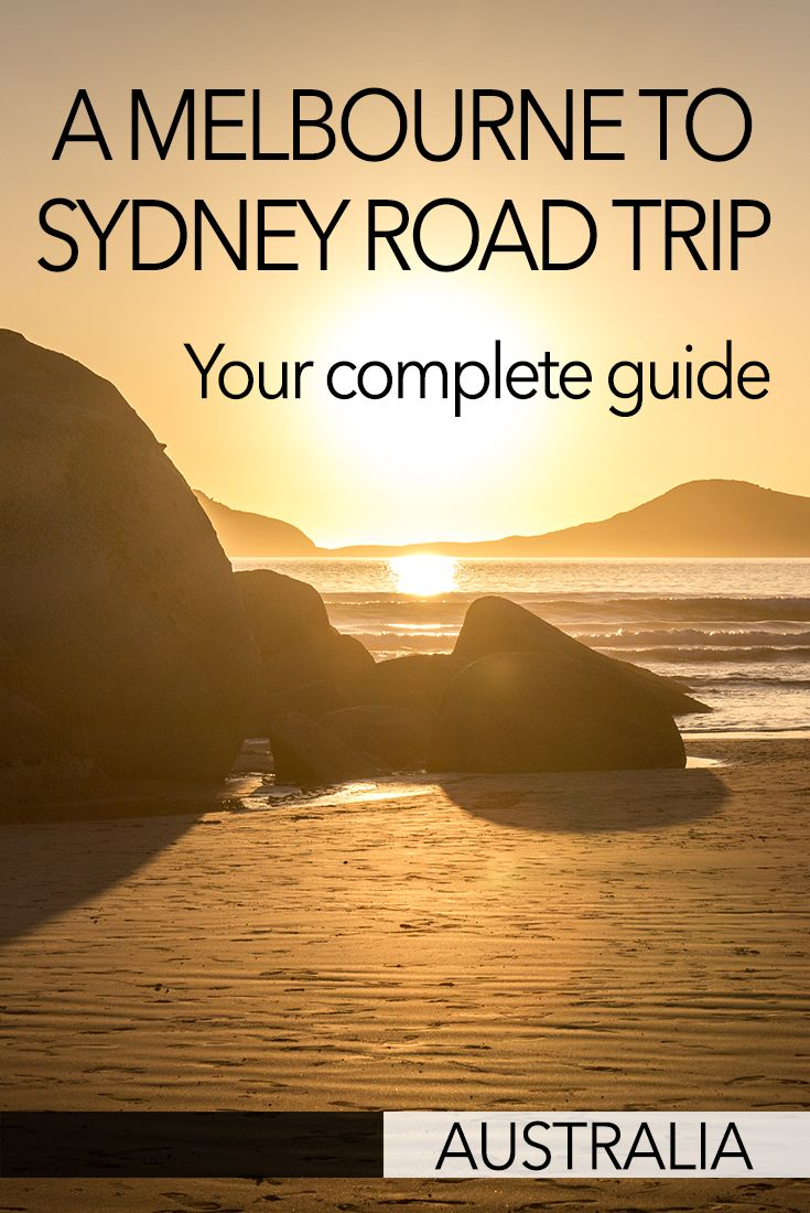 Melbourne to Sydney road trip guide #holidaytrip