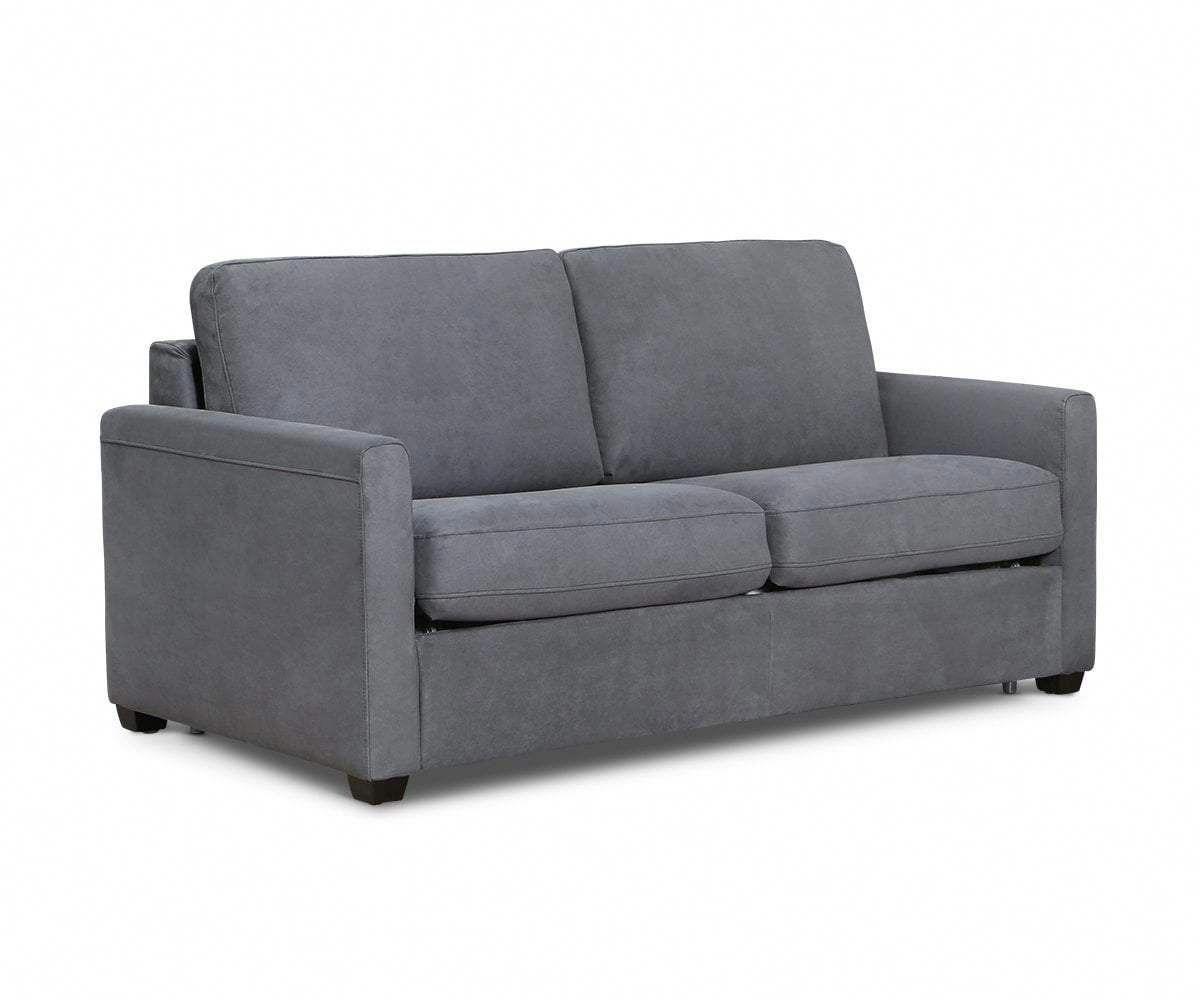 - 28 Fabulous Sleeper Sofa Topper Full Sleeper Sofa Leather Brown
