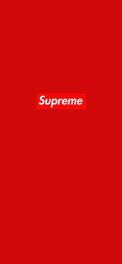 Wet Shop Sign Of Supreme Brand Logo Is Red Wallpapers For Iphone X Iphone Xs And Iphone Xs Max Free Wal Red Wallpaper Supreme Iphone Wallpaper Supreme Brand