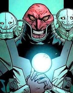 Kanjar Ro (Character) - Comic Vine   ANIMAL MAN'S ENEMIES