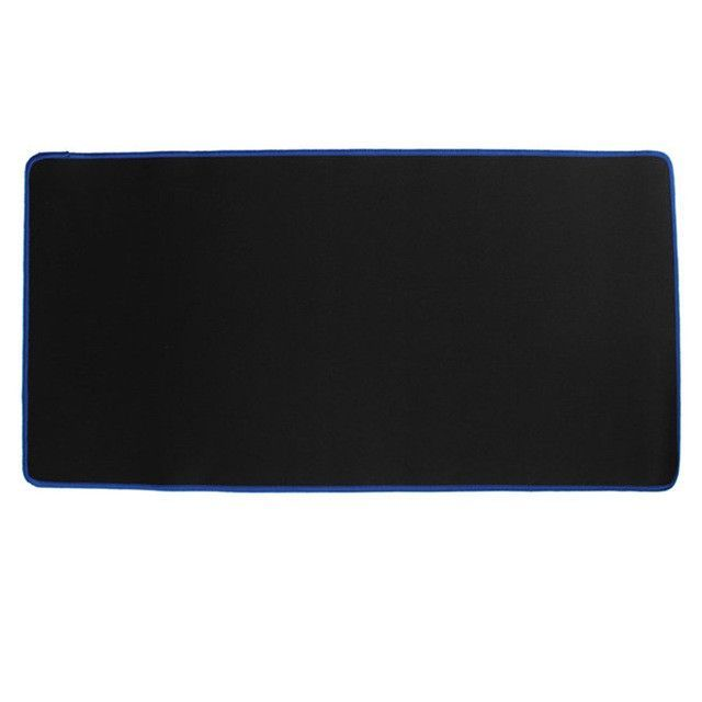 60 30cm Large Gaming Mouse Pad Red Blue Black Green Locking Edge Mouse Pad Mouse Mat Keyboard Souris Gamer Souris Gaming Souris