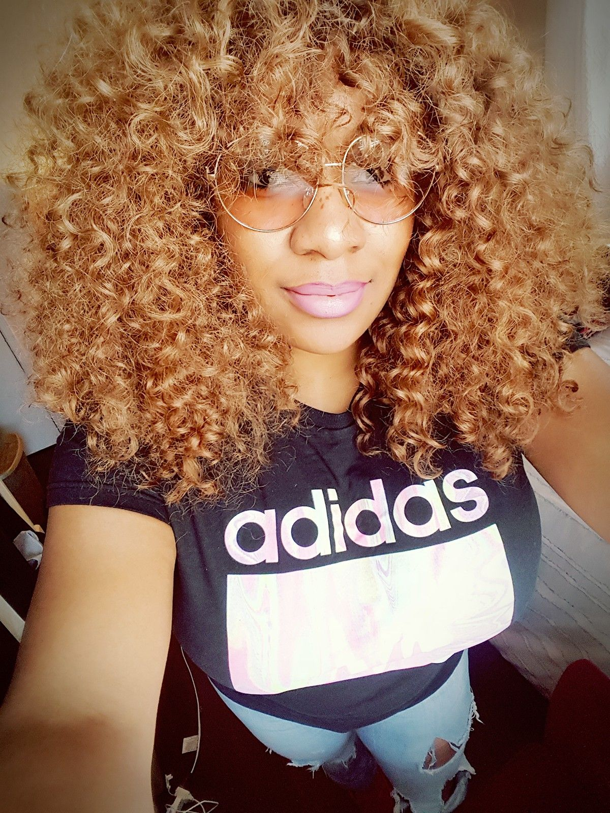 OUTRE DOMINICAN CURLY WIG Color DR30 GLAMOURTRESS.COM  dd42ddc609