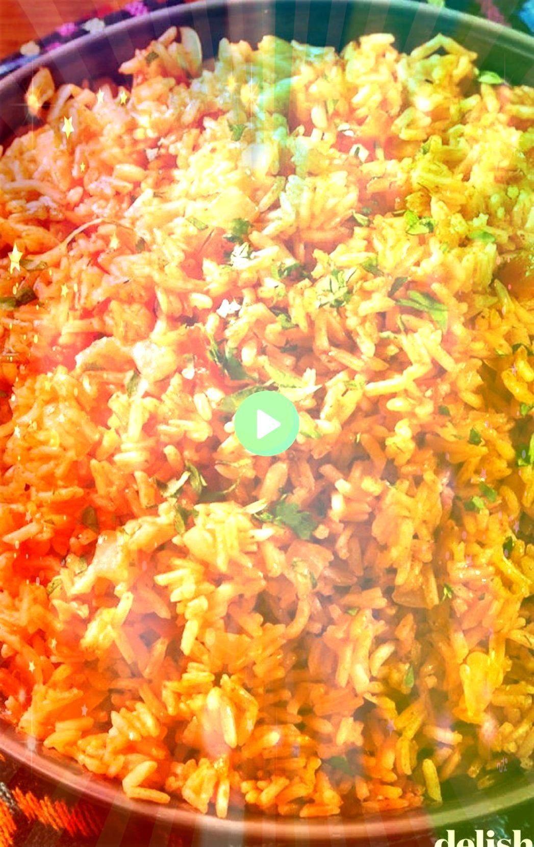 eating boring rice again after THIS Get the recipe at Never eating boring rice again after THIS Get the recipe at This easy recipe for Mexican rice is so full of flavor a...