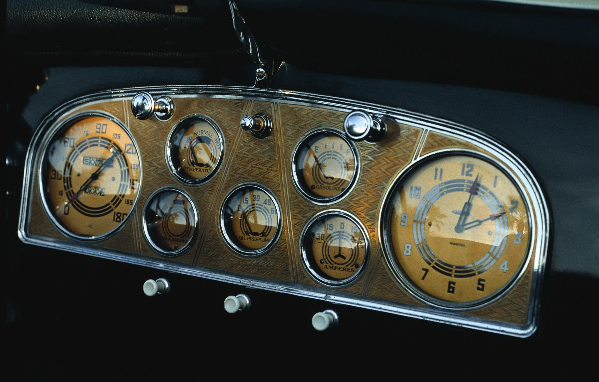 vintage auto dashboards - Google Search | Cool cars | Pinterest ...
